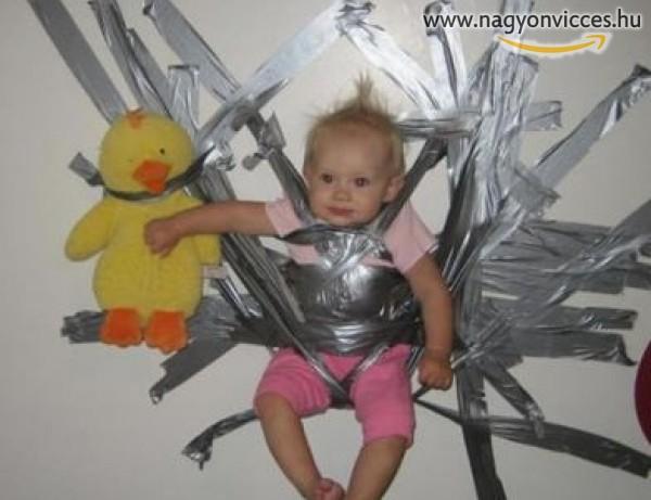 A legolcsóbb babysitter