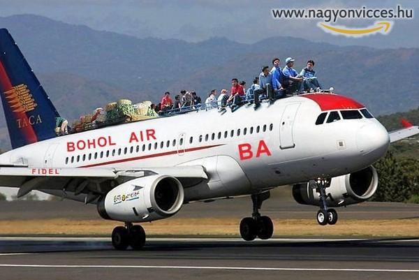 Fapados repülő