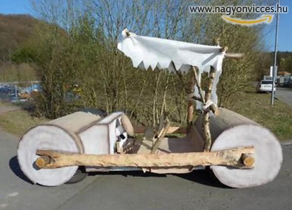 Flinstonsék autója