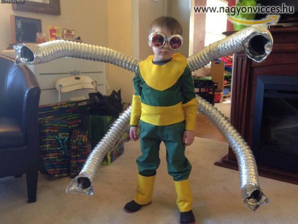 Porszívó ember - marvel super heroes