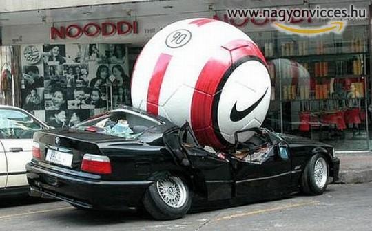 Sportbaleset - focilabda