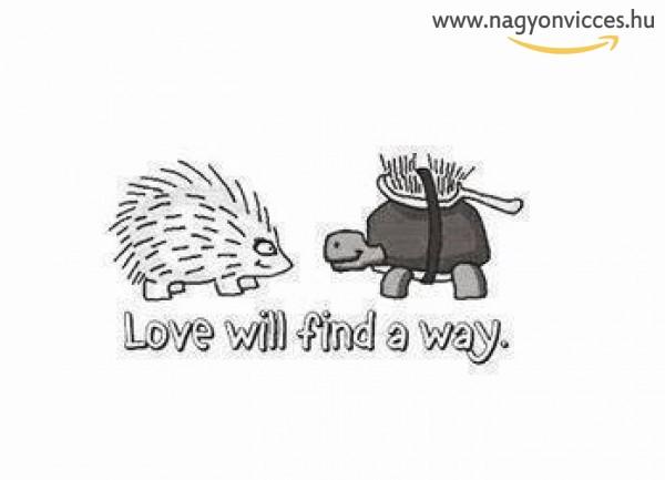 A szeretet utat tör!!!