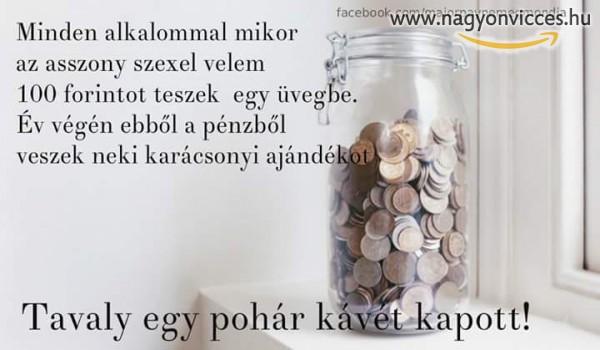 Szexpénzből :)