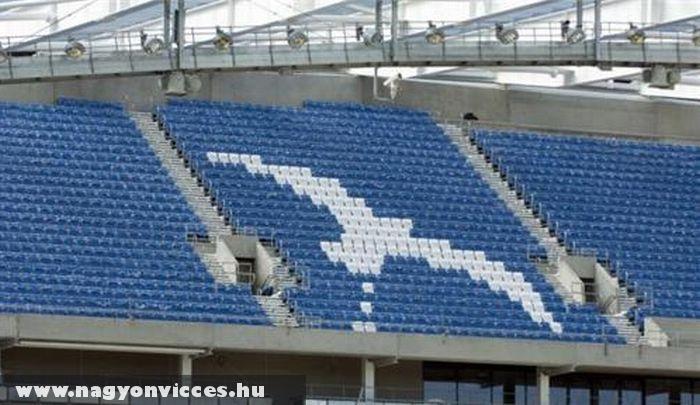 Stadion székrendezés