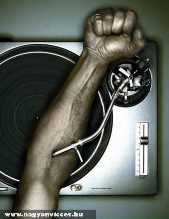 A zene, mint drog