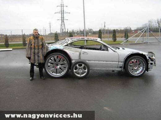 Autószerelõ géniusz
