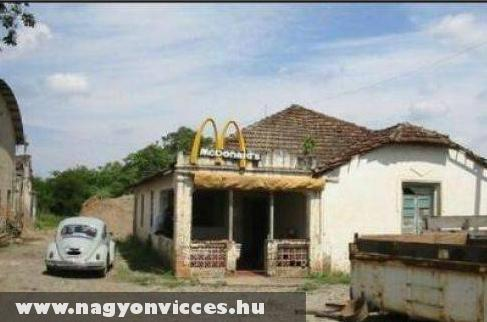 McDonalds village