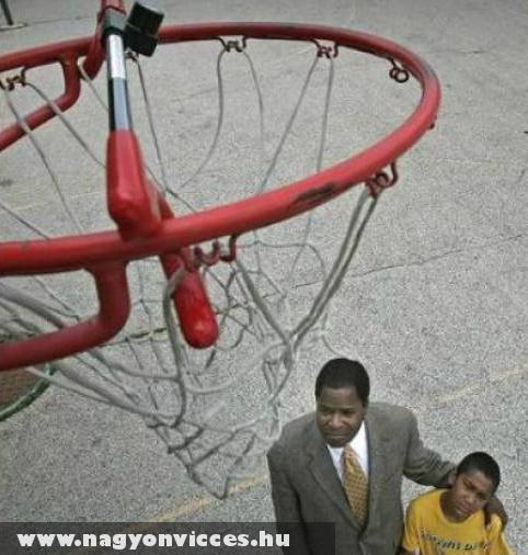 tilos a kosárlabda!