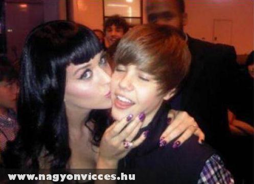 Justin Bieber fiatalon