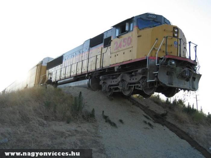 Elfogyott a sín