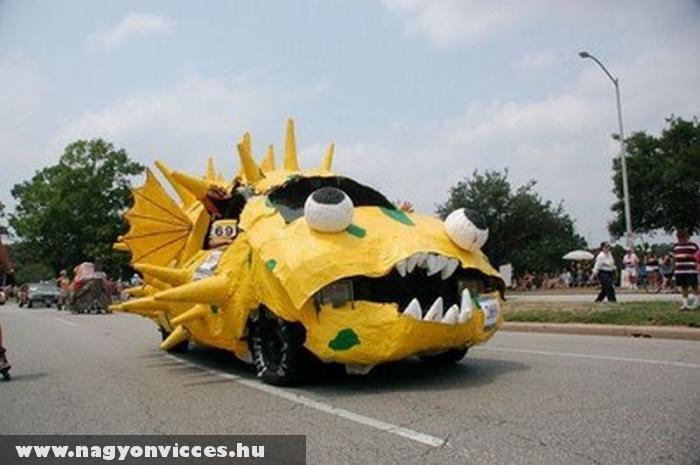 Big Fish Car