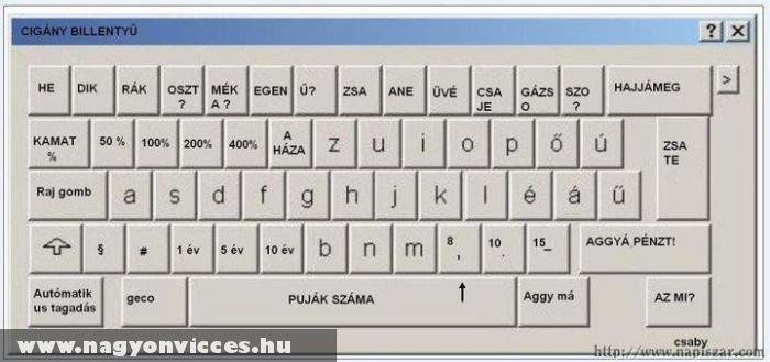 Kisebbségi klaviatúra