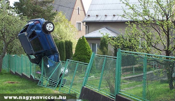 Helytakarékos parkolás