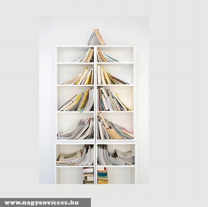 Karácsonyfa helyett