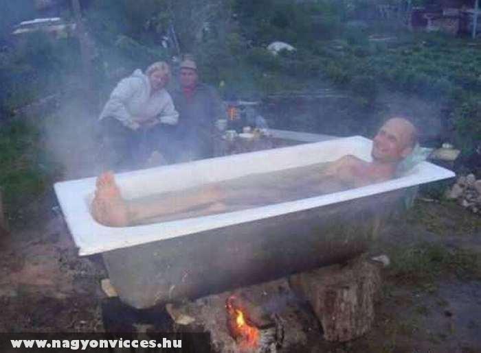 Wellness - meleg fürdõ :)