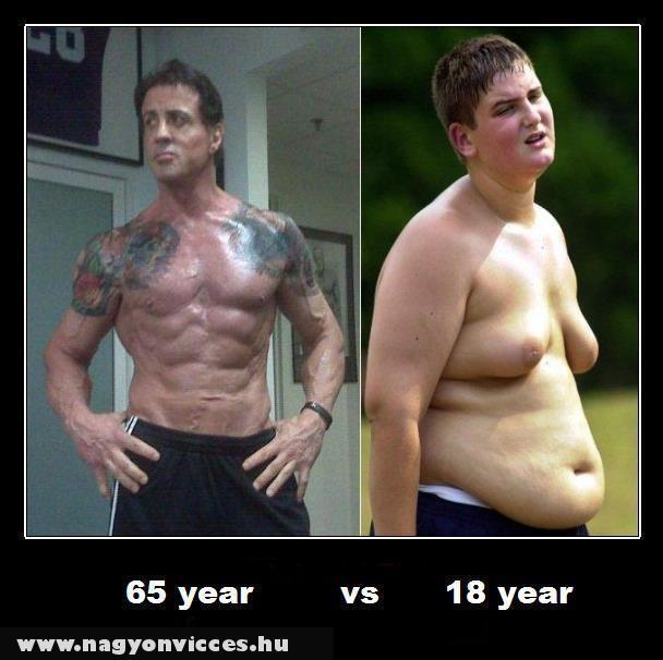 Chips & Cola vs. Fitt Generation :D