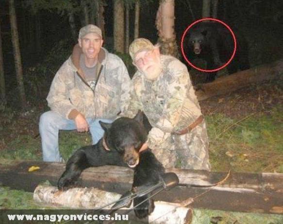 Medvevadászok... hóhérok...