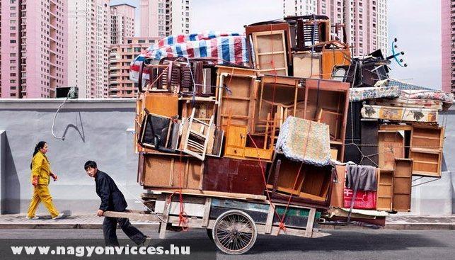 Költöztetést, nehéz tárgyak szállítását vállalom!