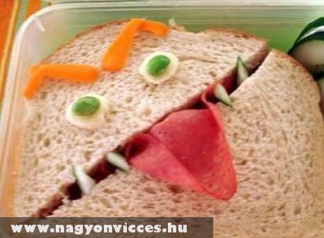 Horror szendvics
