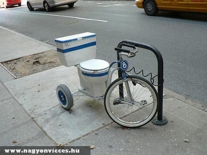 Hordozható WC