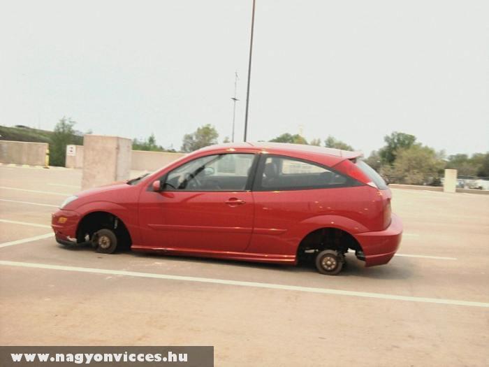 Kerék nélküli autó