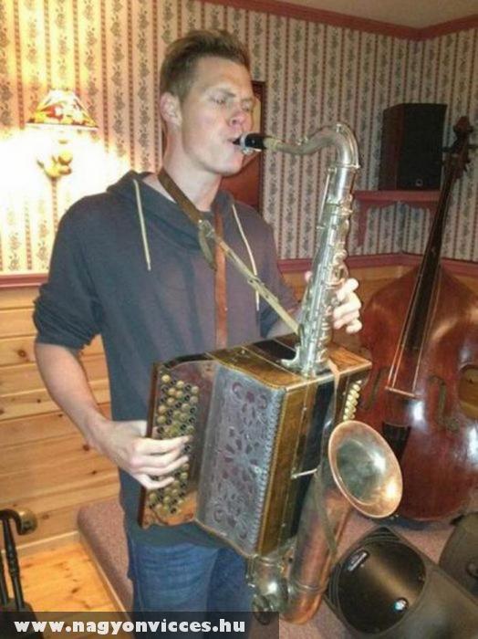 Összetákolt hangszer