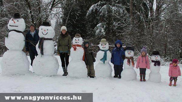 Hóember sorozat