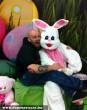 Nem csak a kicsik szeretik a húsvéti nyulat