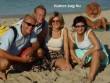 Nyaralási emlékek, fasszal a háttérben :)