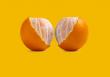 Szemrevaló narancs