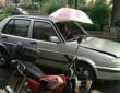 Esőbiztos autó