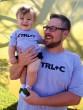 Jó kis apa-fia póló