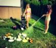 Kerti mosogatás