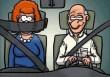 Újfajta biztonsági öv, kevesebb baleset