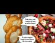 Lángos vs pizza!