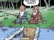 Mózes vicces kedvében