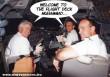 A pilóták felkészültek ha támadás éri õket