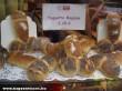 Érdekes formájú péksütemény