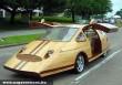 Fából készült autó