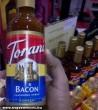 Bacon szirup