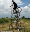 Emeletes bicikli
