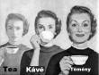 Kávé, Tea, Tömény