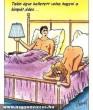 Oralsex - ággyal