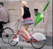 Különös bicikli