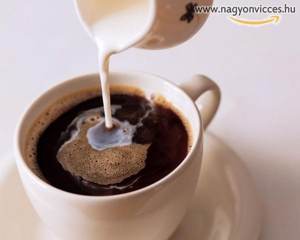 Túl sok kávé