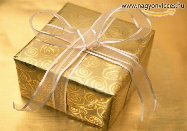 Hatásos ajándék
